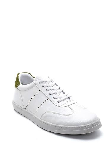 Derimod Erkek Ayakkabı(Md-121) Sneaker Beyaz